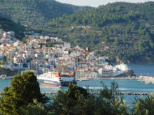 SKOPELOS NAIADES APARTMENTS SKOPELOS ISLAND GREECE